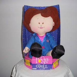 Rosie O'Donnell talking doll